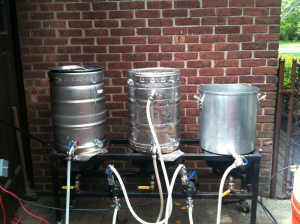 Whole Lot of Brewing Going On